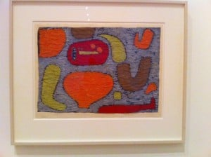 "Paul Klee, ""Intoxication,"" 1939, at MoMA"