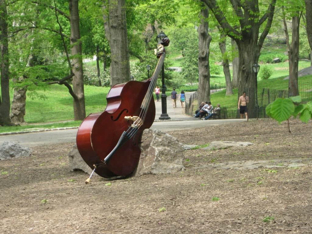 Central Park Bass 5-11-14